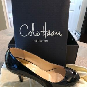 Cole Haan Patent Pump (Nike)